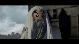 getlinkyoutube.com-LEGO Lord of the Rings - The Two Towers FULL MOVIE