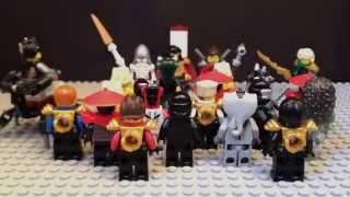 getlinkyoutube.com-Lego Ninjago 2016 Trailer 2