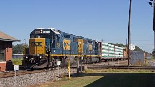 getlinkyoutube.com-Trains Throughout Central Florida!