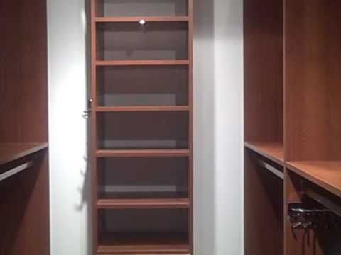 Walk In Closet Design How-To's