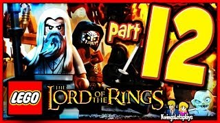 getlinkyoutube.com-Lego the lord of the rings - Walkthrough Part 12 Osgiliath