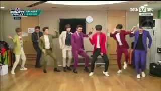 Super Junior 슈퍼주니어   Devil @ M! Countdown [1080p] [60fps]