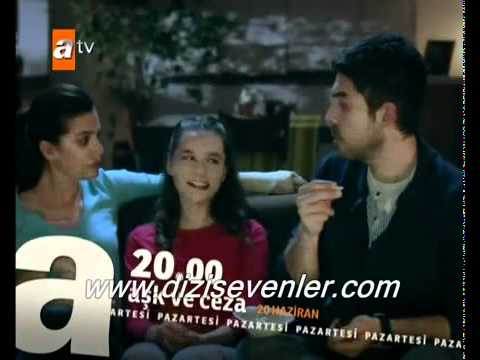 ASK VE CEZA 62 BOLUM FRAGMANI [ VEDA ] !!