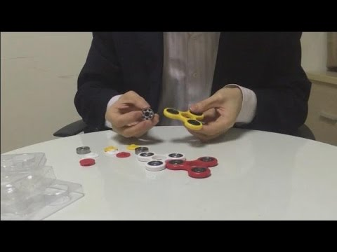 How to Remove & Replace Fidget Hand Spinner Bearing?