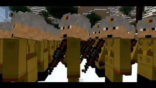 getlinkyoutube.com-Minecraft World War 3 trailer
