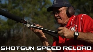 getlinkyoutube.com-Shotgun Speed Reloading! 3.5 seconds for 8 shots with reload in SlowMo (60P)