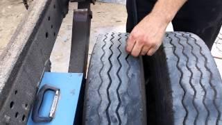getlinkyoutube.com-TreadTech T-2000 Tyre Cutting Machine