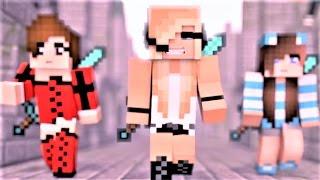 "getlinkyoutube.com-Minecraft Song Lyric Music Video ""Boys Cant Beat Me"" Psycho Girl 2 Minecraft Song"