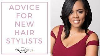 getlinkyoutube.com-Advice for new Hair Stylist!
