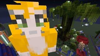 getlinkyoutube.com-Minecraft: Xbox - Mega Building Time - Enchanted Forest {56}