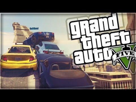 GTA 5 | Stairway To Heaven! (GTA V Online Funny Moments)