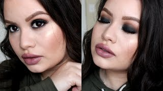 getlinkyoutube.com-Black Smokey Eye | Valeria Dugarte