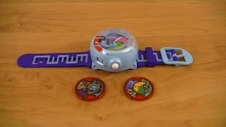 getlinkyoutube.com-DX Yo-kai Watch U Prototype Review