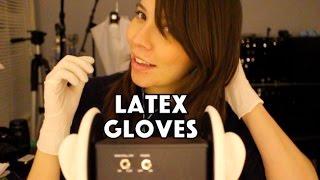 getlinkyoutube.com-ASMR Latex Gloves!