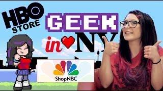 I migliori negozi per i fan dei Telefilm! - Geek in NY - EP4