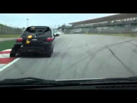 Proton Preve R3 TURBO Fully Modified Badass Sound