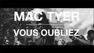 Mac Tyer - Vous oubliez