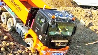 getlinkyoutube.com-COMPILATION OF RC TRUCK`S! ScaleArt! Tamiya! AWESOME RC TRUCK´S! MAN, SCANIA, MB TRUCK, WHEEL LOADER