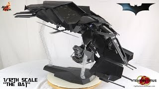 getlinkyoutube.com-Hot Toys The Dark Knight Rises The Bat Video Review