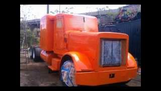 getlinkyoutube.com-East coast large cars peterbilt by fillito