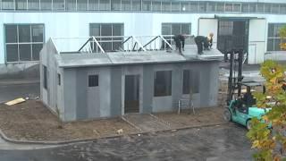 getlinkyoutube.com-CLEVER HOUSE Foam Cement Method 20 11 2013