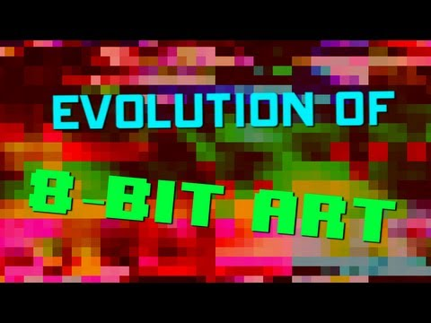 The Evolution of 8-Bit Art | Off Book | PBS
