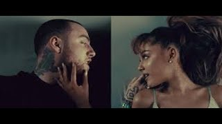 MY FAVORITE PART - MAC MILLER FT  ARIANA GRANDE  karaoke version ( no vocal ) lyric instrumental