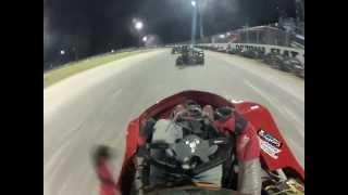 getlinkyoutube.com-Daytona 2012 Jr Pro Animal Helmet Cam