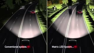 getlinkyoutube.com-HELLA Matrix LED System