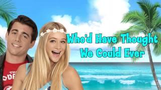 getlinkyoutube.com-Teen Beach 2 - Best Summer Ever Lyrics (NEW)