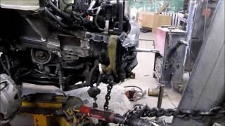 getlinkyoutube.com-Volvo. Body repair. Ремонт кузова.