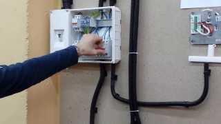 getlinkyoutube.com-Cuadro eléctrico, electrificación básica