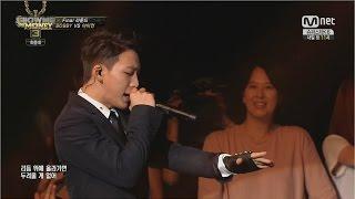 getlinkyoutube.com-BOBBY – '가드올리고 BOUNCE' 0904 Mnet SHOW ME THE MONEY 3