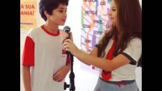 getlinkyoutube.com-Bastidores de Gravação com Júlia Gomes e Gui Vieira 2!!
