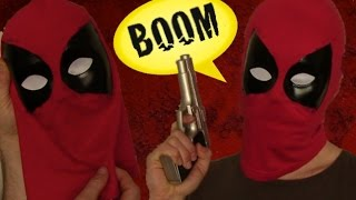 getlinkyoutube.com-Freaking Easy Deadpool Mask Tutorial