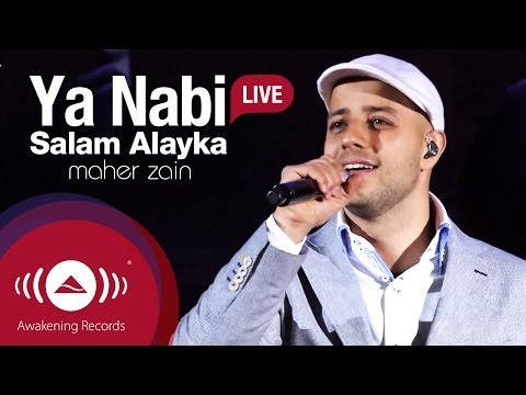Maher Zain - Ya Nabi | Live at The Apollo Theatre