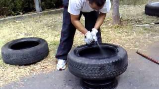 getlinkyoutube.com-Démonte pneu manual