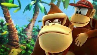 getlinkyoutube.com-Donkey Kong Country Returns 3D - All Bosses