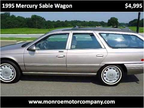 1989 Mercury Sable Wagon 1989 Mercury Sable