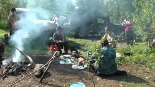 getlinkyoutube.com-Плато Маньпупунер,первал Дятлова. Лето 2013.
