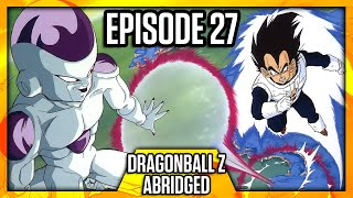 DragonBall Z Abridged: Episode 27 - TeamFourStar (TFS)