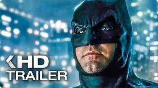 JUSTICE LEAGUE Trailer 3 (2017)