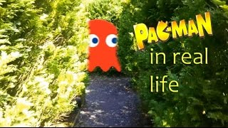 getlinkyoutube.com-Pacman In Real Life