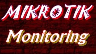 getlinkyoutube.com-Network Monitoring with Mikrotik Router