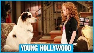 getlinkyoutube.com-DOG WITH A BLOG Set Tour & Cast Interviews!