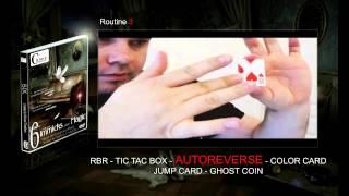 getlinkyoutube.com-Créer vos gimmicks facilement avec le DVD SIX by Mickael Chatelain