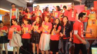 getlinkyoutube.com-178全体DJ艺人演唱全新新年歌曲《满吉,Go Lucky》