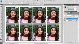 getlinkyoutube.com-How to create Passport photos in one click
