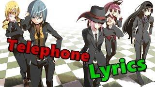 getlinkyoutube.com-Nightcore - Telephone