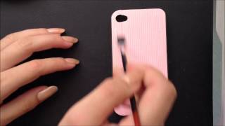 How to decorate your Iphone case